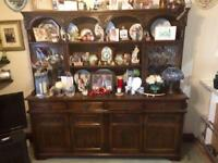 Old Charm Solid Wood Dresser by Wood Bros