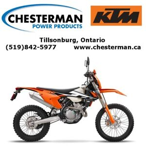 2017 KTM 250 EXC-F - ALL IN PRICING