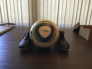 Brand New And Used JANBULANI AND EURO 2016 France Soccer Ball