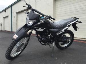Full Size 250cc Dirt Bike on for $1799.99! Limited Offer!