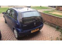 Vauxhall Corsa 1.2 Twinport Design, 12 months MOT in great condition