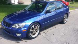 2002 lexus is300 - 5 speed manual !