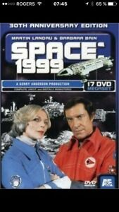 The Complete Space 1999 Megaset: 30th Anniversary Edition 17DVD