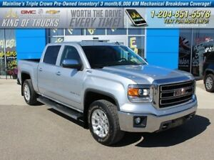 2014 GMC Sierra 1500 SLT | Z71 | Power Pedals | Rear Camera  - S