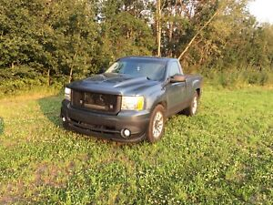 2009 GMC Shortbox 4x4