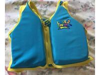 Slazenger swim vest age 4-5