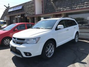 2014 Dodge Journey R/T AWD  seats 7!!   LOADED