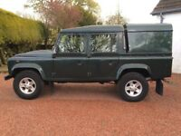 Land Rover Defender Tdci