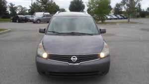 2008 Nissan Quest 3.5L V6 7passenger Minivan, Van