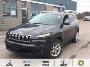 2014 Jeep Cherokee North BLUETOOTH! HEATED SEATS! CRUISE CONT...