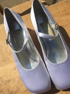 Old wedding shoes