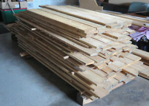 Wood, Rough Cut Cedar