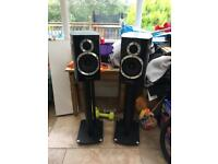 Wharfdale speakers 10.1 diamond speakers