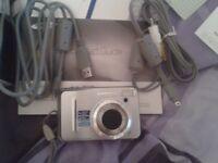 Samsung S1065 Digital Camera in new condition with all accessories boxed.