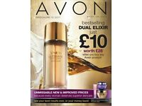 Would You Like To See The Latest Avon Brochure