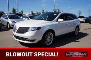 2014 Lincoln MKT ALL WHEEL DRIVE Accident Free,  Navigation (GPS