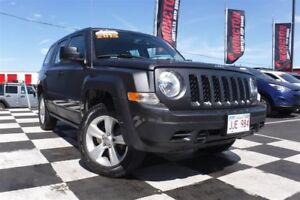 2015 Jeep Patriot Sport/North | 4x4 | Cruise Control | Media Por