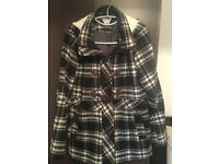 New without tags kangol coat size 14