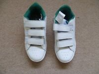 Next Boys Trainers Size 12 Brand New Tags Attached