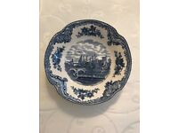 Johnson Bros castles plate