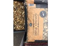 Garden stones pebbles (£5 for 40kg)