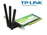TP-LINK TL-WN951N 300 Mbps Wireless