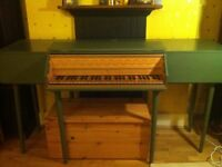 The Italian Virginal II Zuchermanns Harpshichord Inc