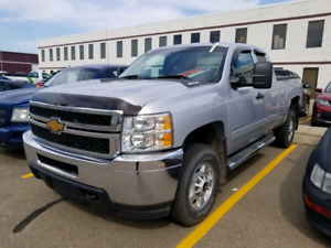 2013 Chevrolet 2500HD LT Pickup Truck