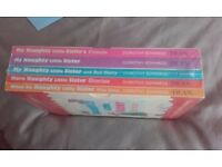 my naughty little sister book collection