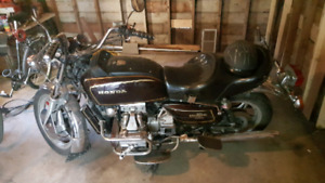 1978 Honda Gold Wing 1000cc