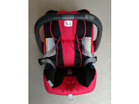 Britax Baby Safe Plus II [car seat/carrier plus belted base]