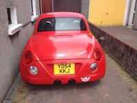 Daihatsu Copen Convertible.New M.O.T. Super two seater car very good runner,clean throughout.
