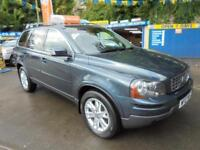 2007 07 VOLVO XC90 2.4 TD SE GEARTRONIC 4X4 AUTO IN BLUE # FSH 7 SEATER #