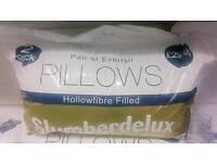 Slumberdelux pillows