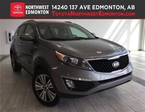 2016 Kia Sportage EX | AWD | Backup Camera