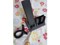Telephone Handset Stand for iPhone / Android with audio 3.5mm connector Disability FREE Delivery