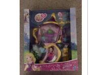 Brand new Disney Rapunzel styling tower