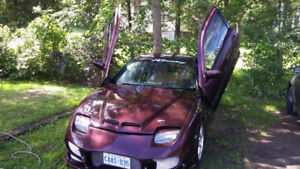 1997 Pontiac Sunfire Coupe (2 door) interesting trades only.