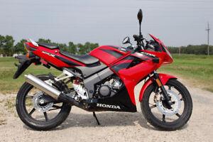 2008 Honda CBR 125 Safetied
