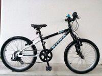 "FREE Lights with (2597) 20"" Lightweight Aluminium KONA BOYS GIRLS BIKE BICYCLE Age: 6-9, 120-135 cm"