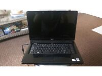 Dell inspiron 1545 laptop with carry case