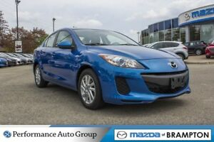 2013 Mazda MAZDA3 GS-SKY|SUNROOF|HTD SEATS|KEYLESS|A/C