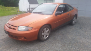 2005 Chevrolet Cavalier Coupe 2 YEAR SAFETY
