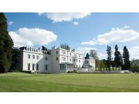 Room Attendant / Housekeeping - 5 star hotel, ascot, staff accommodation available