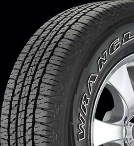 Goodyear Wrangler Fortitude TAKE OFFS from 2017 F-150