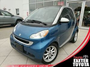 2009 smart fortwo Passion