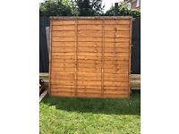 3 Fence Panels £10 each