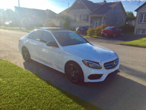 2017 Mercedes-Benz  C300 4 matic