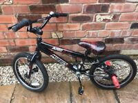 Boys Avigo Wired BMX Bike (Halfords)