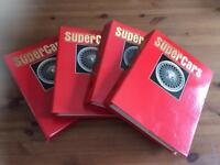 The Encyclopaedia Of Super Cars x 4